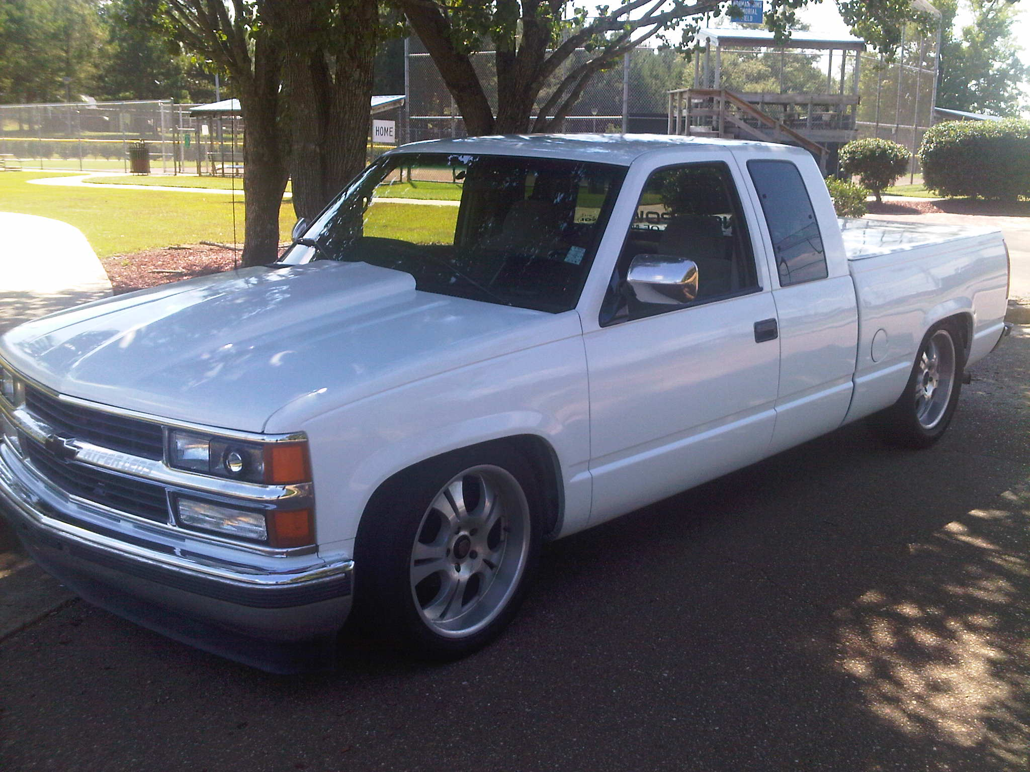 1993 chevy dually lowering kit