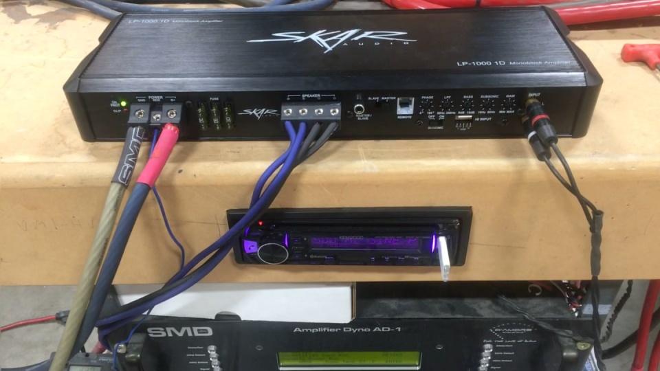 Skar Audio LP1000 1d - 1000 Watts for 129 Bucks? AD-1 Amp